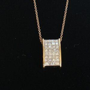 Jewelry - Beautiful 1 Carat Diamond Necklace